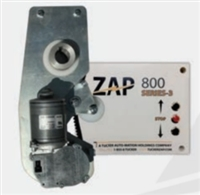 "Zap 200.1323.00, 825-3-B 115/230V Controller, Motor With 4"" Pulley, Mounting Hardware"