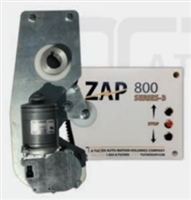 "Zap 200.1324.00, 825-3-C 115/230V Controller, Motor With 5"" Pulley, Mounting Hardware"