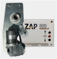 "Zap 200.1325.00, 825-3-D 115/230V Controller, Motor With 6"" Pulley, Mounting Hardware"
