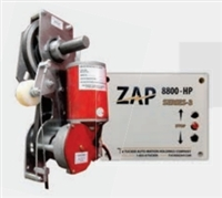 "Zap 200.1334.00, 8825-3-Hp-B, 115/230V Controller, Motor With 6"" Pulley, Mounting Hardware"