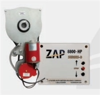 "Zap 200.1335.00, 8825-3-Hp-C, 115/230V Controller, Motor With 8"" Pulley, Mounting Hardware"