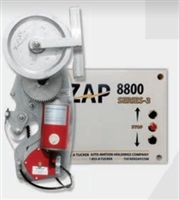 "Zap 200.1518.00, 8826-3-D, 115/230V Controller, Motor With 6"" Pulley, Chain Hoist, Mounting Hardware"