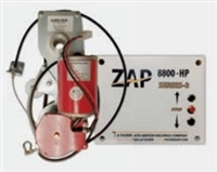 Zap 200.1569.00, 8825-3-Hp-Turbo, 115/230V Controller, Motor With Hybrid Pulley Mounting Hardware