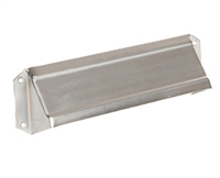 Trimco 2091.630 - Mail Plate Liner Mg Sz, Satin Stainless Steel