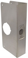 Don Jo 214C-Cw-S, For Thicker Doors, S Finish