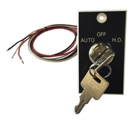 Nabco Gyro Tech 3 Position Key Switch Ks-14 For Swing Door Applications (Except U Series Controls)