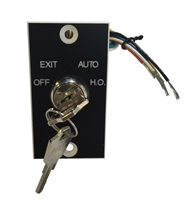 Nabco Gyro Tech 4 Position Key Switch Ks-15 For Swing Door Applications (Except U Series Controls)