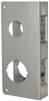"Don Jo 264-Cw-S, For Combination Lockset With 1 1/2"" Hide, S Finish"