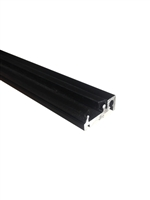 Gildor 4 Foot Length, Bottom Pin Guide Track Fbo With Vinyl Insert