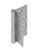 Hager 4175 - 1129 -  4-1/2 In Half Mortise Hinge, Steel Standard Weight Plain Bearing, Box of 3, Us10