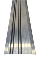 Record 5100 Telescopic Pin Guide Track Includes Vinyl Inserts (Length 8 Feet)