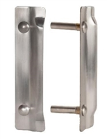 Trimco 5002.630 - Lock Astragal, Satin Stainless Steel