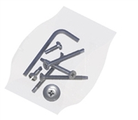 Hager 5104, Standard Screw Pack For 5100 Series Closer