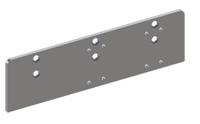 Hager 5114, Drop Plate Low Clearance Top Jamb Mount With Screws For 5100 Series