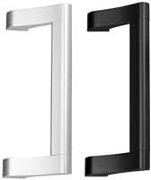 "S. Parker Hardware 540Vdur, Concealed Vertical Exit Device 48"" Concealed Vertical Rod In A Satin Smooth Dark Bronze (Duranodic) Finish"