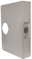 Don Jo 55-Cw-S, For Locks With Extended Backset, S Finish