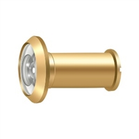 Deltana 55211Cr003-Ul - Door Viewer Ul Listed, Pvd Polished Brass