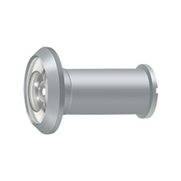 Deltana 55211U26D-Ul - Door Viewer Ul Listed, Brushed Chrome Finish