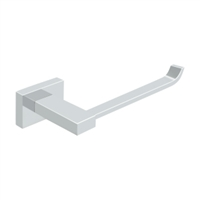 Deltana 55D2001-26 - Toilet Paper Holder Single Post, 55D Series, Polished Chrome Finish