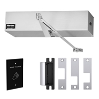 Norton 5630K1-Sm - 5630 Operator With Onboard Power Supply And (1) Touchless Wall Switch And (1) Hes 1006Clb Strike (For Mortise Locks)