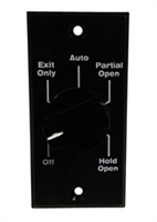Besam 6-Position Knob Switch