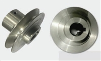 "Zap 720.1544.00, 100Mm (4"") Driven Pulley For 8825-B"