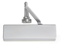 Norton 7500H 689: 7500 Series Multi-Size 1-6 Door Closer, Hold Open Arm, Tri-Packed, 689 Aluminum Finish (25 Year Warranty)