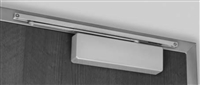 Norton 7570St: Norton 7570 Security Series Door Closer (Adjustable Sizes 1 Thru 6 - Specify Hand) Pull Side Slide Track
