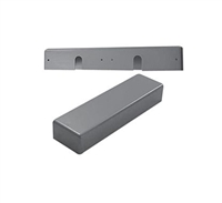 Norton 7700Mp: Norton 7500 Series Door Closer Accessories - 7500 Series Metal Covers - Plated