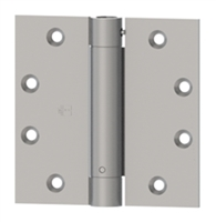 Hager 7986 - 1250 -  3-1/2 In x 3-1/2 In Full Mortise Spring Hinge, Steel Standard Weight, Box of 2, Us4