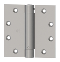 Hager 7989 - 1250 -  3-1/2 In x 3-1/2 In Full Mortise Spring Hinge, Steel Standard Weight, Box of 2, Usp