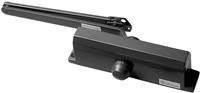 S. Parker Hardware 815Bc: Fully Adjustable 1 To 5 Spring Power Door Closer With Back Check (10 Year Warranty)