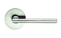 Trimco 81Sc031-Sdum-Lh.630 - Talus-Single Dummy Lh Lever, Satin Stainless Steel