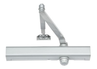 Norton 8301 689: 8300 Series Multi-Size 1-6 Door Closer With Regular Arm, Tri-Packed, 689 Aluminum Finish (25 Year Warranty)