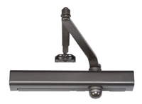 Norton 8301 690: 8300 Series Multi-Size 1-6 Door Closer With Regular Arm, Tri-Packed, 690 Statuary Bronze Finish (25 Year Warranty)