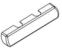 Norton 8400Ag: Norton 8000 Series Door Closer Accessories - Optional Plastic Architectural Abs Cover