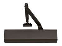 Norton 8501 690: 8500 Series Multi-Size 1-6 Door Closer With Regular Arm, Tri-Packed, 690 Statuary Bronze Finish (25 Year Warranty)