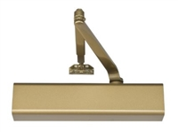 Norton 8501 696: 8500 Series Multi-Size 1-6 Door Closer With Regular Arm, Tri-Packed, 696 Gold Finish (25 Year Warranty)