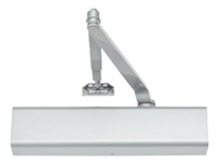 Norton 8501Da 689: 8500 Series Multi-Size 1-6 Door Closer With Regular Arm, Tri-Packed, Delayed Action, 689 Aluminum Finish (25 Year Warranty)