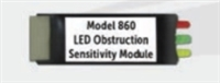 Zap 860, Plug-In Led Obstruction Sensitivity Module