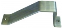 Don Jo 87-630, Protection Bar, Stainless Steel Material, 630 Finish