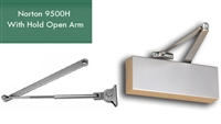 Norton 9500H: Multi-Size Closer (Sizes 1-6) With Hold Open Arm