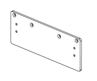 Norton 9586: Drop Plate For 9500 Series, Used With Regular Arm Or Pull Side Track