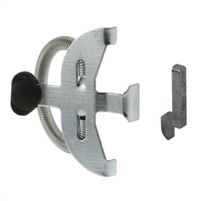 Prime Line A 119 - Sliding Screen Door Latch, Mortise Style