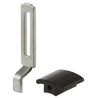 Prime Line A 166 - Screen Door Strike&Guides(2) A 165, New Style Columbia