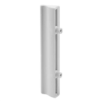Prime Line A 210 - Exterior Screen Door Pull, White, Andersen