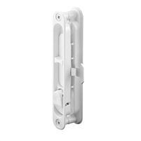 Prime Line A 222 - Sliding Screen Door Latch, White