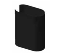 Norton Ada1002 - Operator Dress Cover Black Finish For Norton 5800 Series Adaez