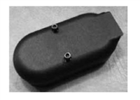 Norton Ada1026 - Bottom Cover With Two Screws For Norton 5800 Adaez Series