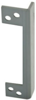 Don Jo Alp-206-Sl, Angle Type For Outswinging Doors, Sl Finish